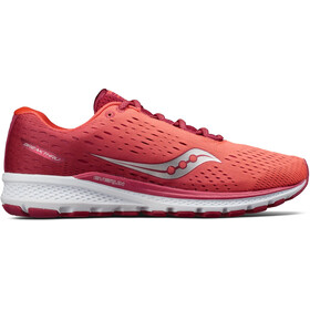 saucony Breakthru 3 Running Shoes Women Berry/Coral